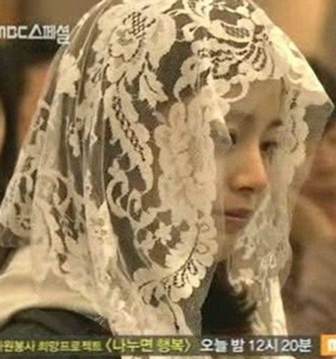 Was Kim Tae Hee a Nun?