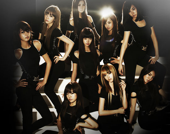 SNSD Voted As Number One Most Popular K-Pop Unit In Japan