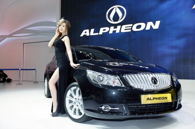 Busan International Motor Show 2010 (Hwang Mi Hee)