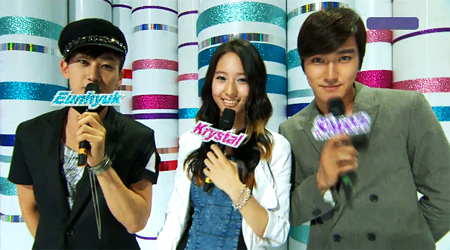 MBC Music Core 06.05.10 Performances