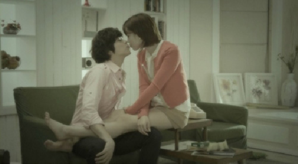 Eunjung Jealous Over Lee Jang Woo's Kiss With Jiyeon