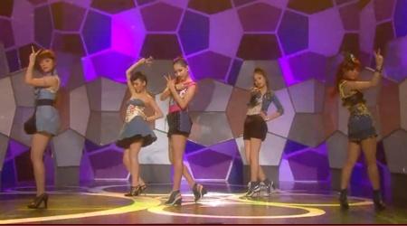 MBC Music Core 05.22.10 Performances