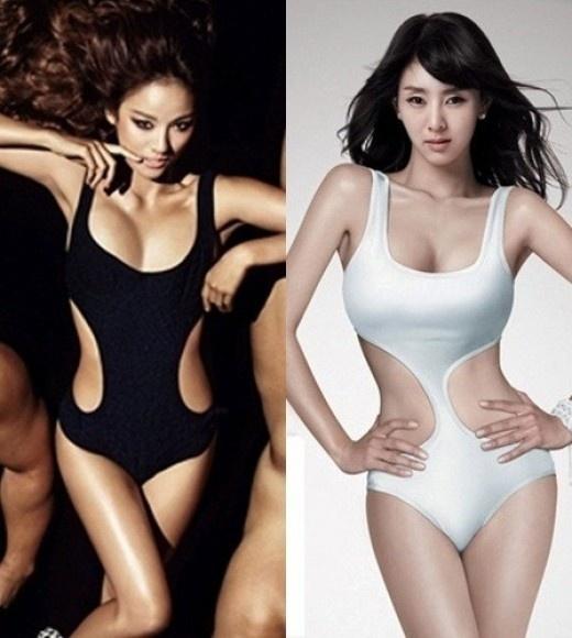 Who Wore It Better: Lee Hyori vs. G.NA