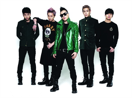 Big Bang Signs With Warner Music