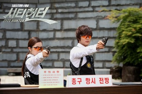 """City Hunter"" Teases with 6:1 Fight Scene from Tonight's Episode"