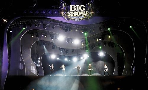 """Big Bang """"Big Show 2011"""" Style Review"""