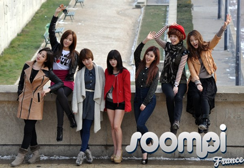 T-ara's Controversial Greeting in France