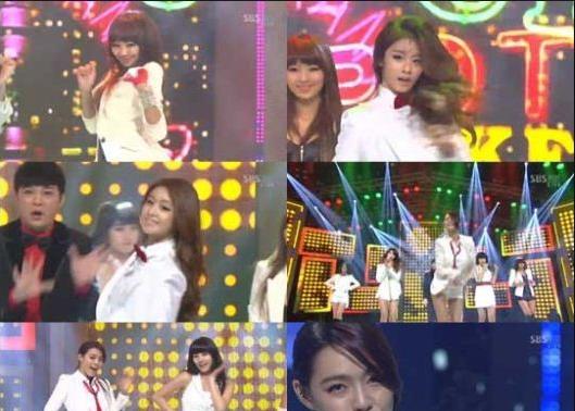 HyunA, Suzy, Kahi, Hyo Rin and Ji Yeon Transform into Sexy Christmas Girls