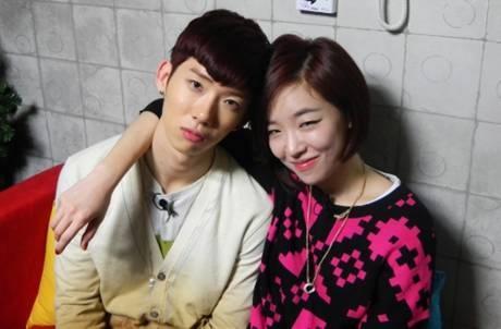 Jo Kwon-Ga In Couple Ranked #1 In Survey