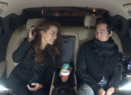 "Kim Hee Sun's Husband ""I Can't Forgive You Doing Kiss Scenes"""