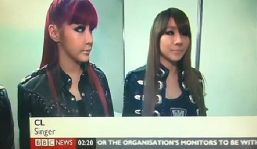 2NE1 Holds Second Interview with BBC News