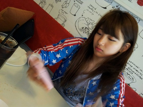 miss A Suzy Looks Upset, Still Adorable