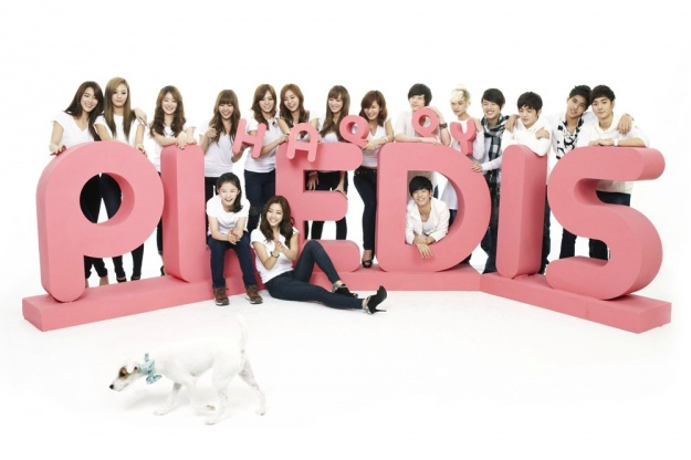 "Pledis Entertainment Unveils Full MV for ""Happy Pledis LOVE LETTER"""