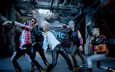 "Big Bang Releases ""Fantastic Baby"" Japanese -Ver. 0- Music Video"