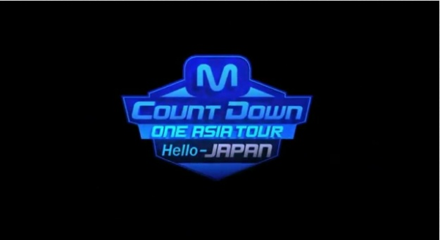 "M! Countdown ""Hello Japan"" – April 26, 2012"