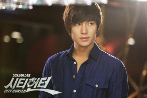 """City Hunter's"" Lee Min Ho Is Envious of Yoo Ah In and Song Joong Ki"