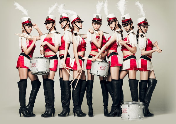 After School to Team Up with Hello Kitty for Promotions