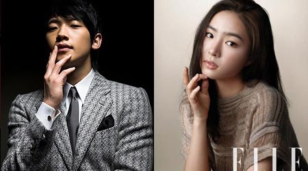 "Rain and Shin Se Kyung to Star in ""Red Muffler"""