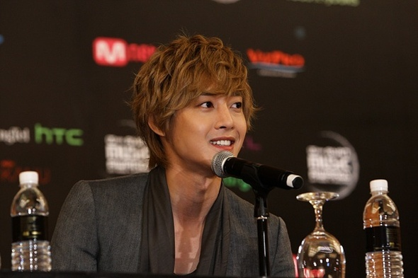 Kim Hyun Joong Cast in New Drama?
