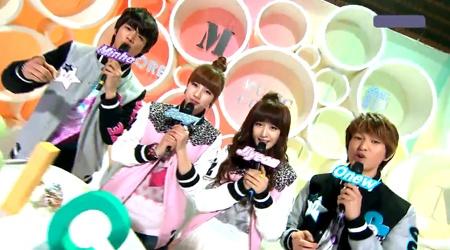 MBC Music Core 02.12.11