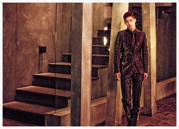 "Kim Hyun Joong Releases MV for ""Kiss Kiss"""