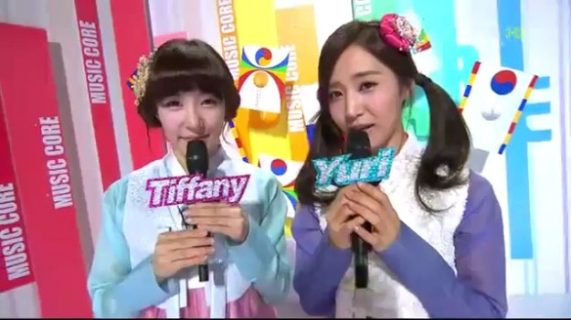 MBC Music Core 01.21.2012