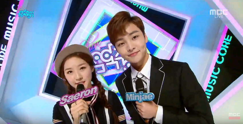 Toutes les performances du Music Core du 06.02.16