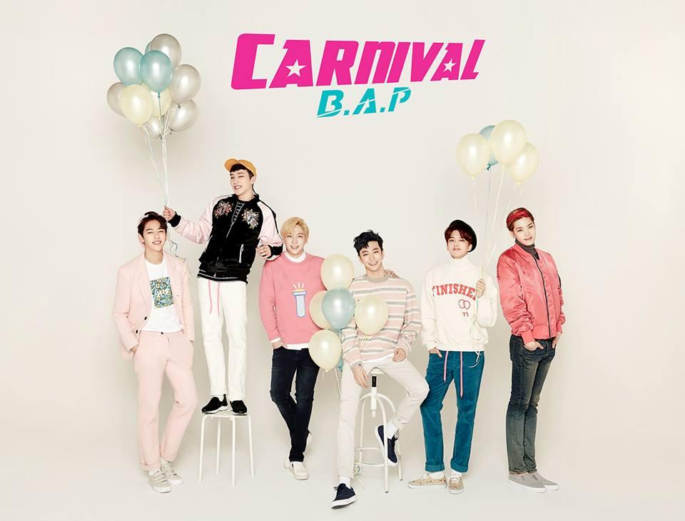 """B.A.P : Découvrez un extrait de """"Carnival"""", piste phare du comeback du groupe"""