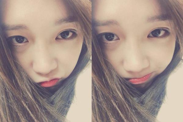 Eunji (A Pink) rejoint la sphère Instagram