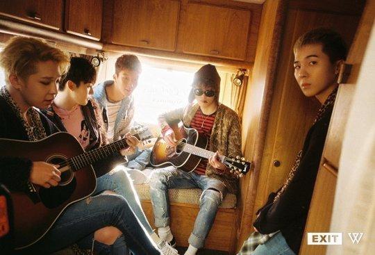 Les WINNER remercient leurs fans, discutent de leur comeback et de leur longue absence