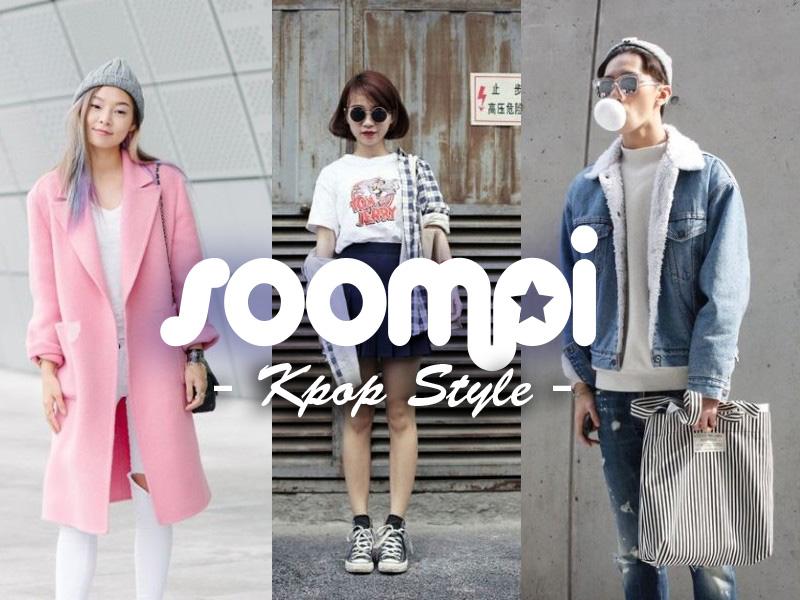 Street Fashion Kpop