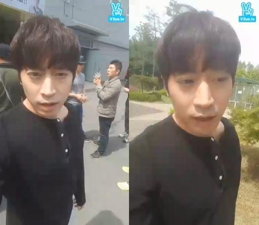 Eric (Shinhwa) a arrêté de fumer pour de bon