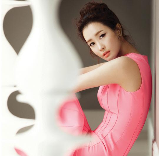 Lee Da Hae va jouer le premier rôle d'un drama Chinois