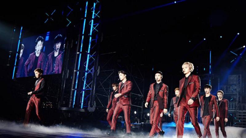 EXO devrait sortir un nouvel album le mois prochain