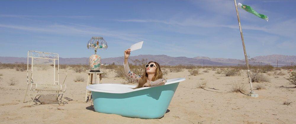 """Jessica dévoile un teaser MV pour """"Fly"""""""