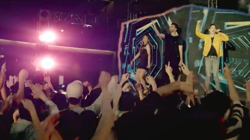 """Amber et Luna [F(x)] nous embarquent faire la fête avec R3hab et Xavi & Gi dans le MV de """"Wave"""""""