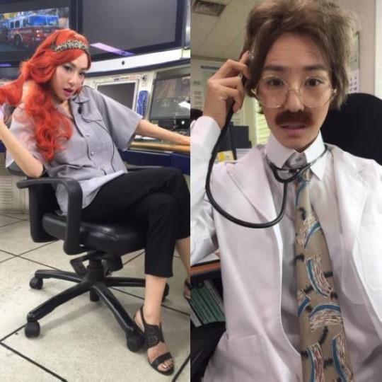 """Tiffany (Girls' Generation) dévoile un aperçu de sa participation à """"SNL Korea"""""""