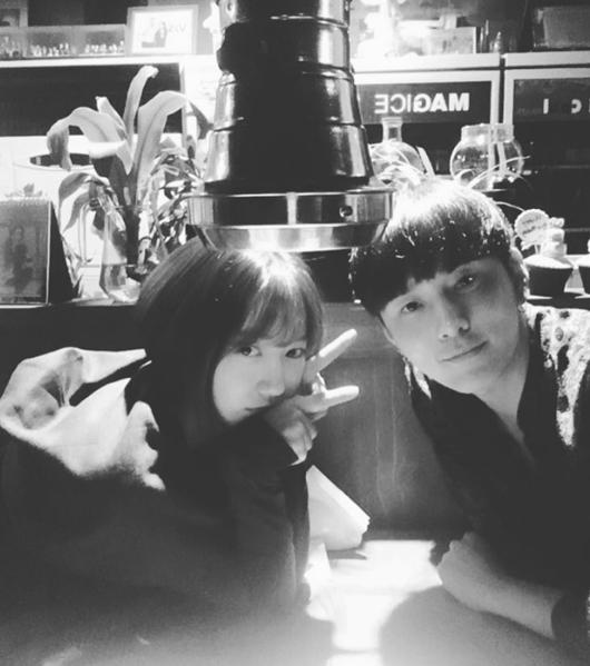 Junhyung (BEAST) et Park Shin Hye ont partagé un dîner ensemble