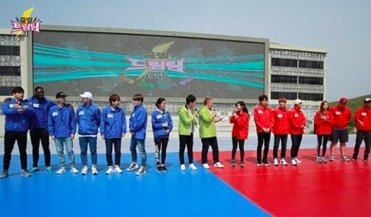 """Quelle idole a remporté la couronne """"Lucky King"""" dans """"Dream Team 2″ ?"""