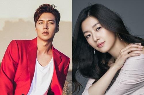 Jun Ji Hyun et Lee Min Ho confirment leur présence dans le nouveau drama de SBS ; Les droits du drama pourraient se vendre à un prix record