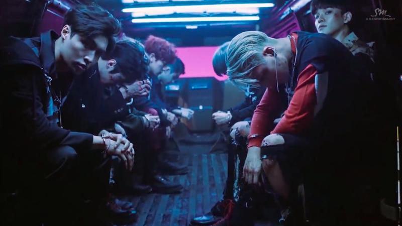Korean Pop EXO-Monster