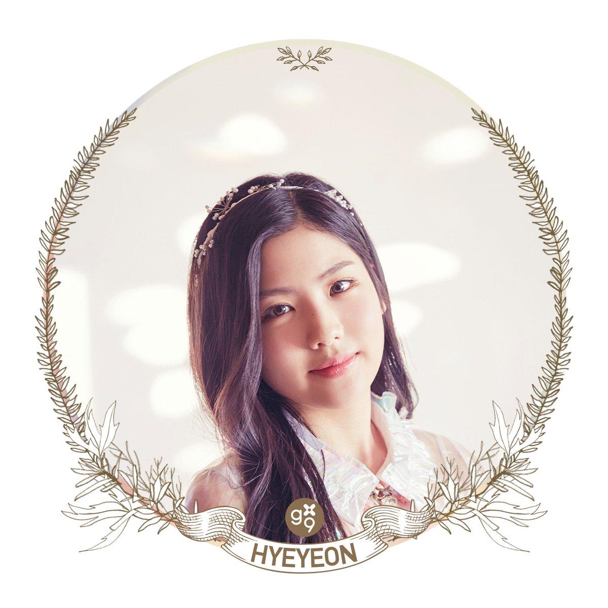 Hyeyeon gx9