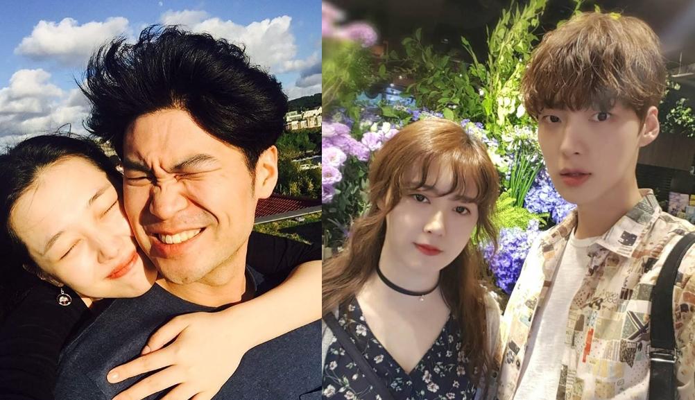 sulli ahn jae hyun dating