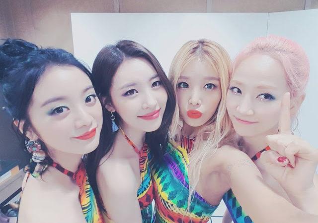 Classement hebdomadaire de K-Pop – 4ème semaine de Juillet