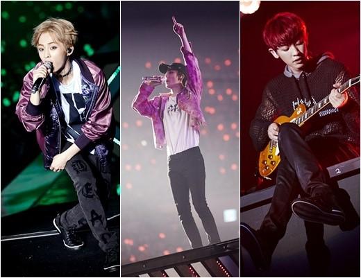 Xiu Min, Chan Yeol et Se Hun pourraient-ils former la première sub-unit des EXO ?