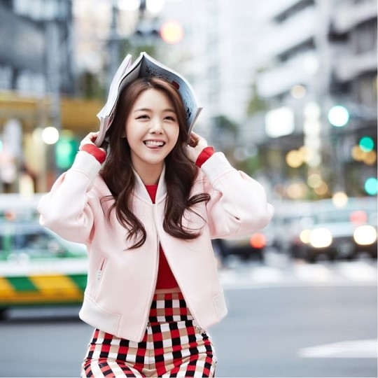 Girl's day min ah dating