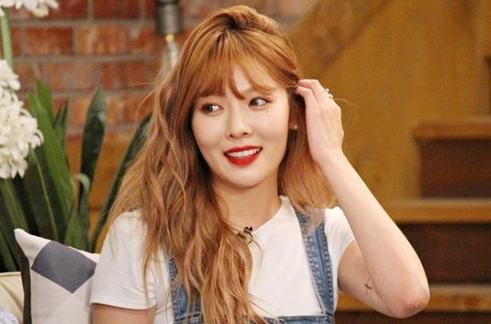 """HyunA : """"Je ne suis pas intéressante et je n'ai pas de talent"""""""