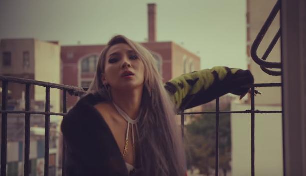 CL (2NE1) dans le classement 'Social 50' du Billboard
