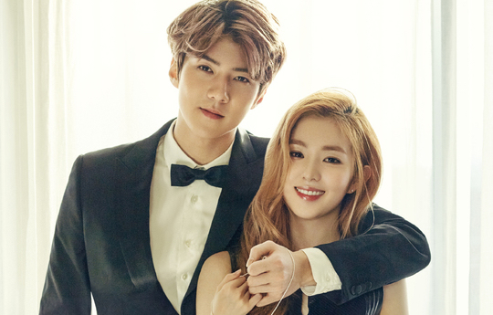 Sehun and irene dating after divorce