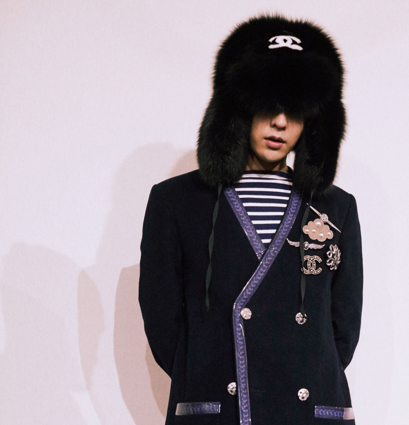 """El New York Times nombra a G-Dragon la """"atracción principal"""" del Couture Show de Chanel"""